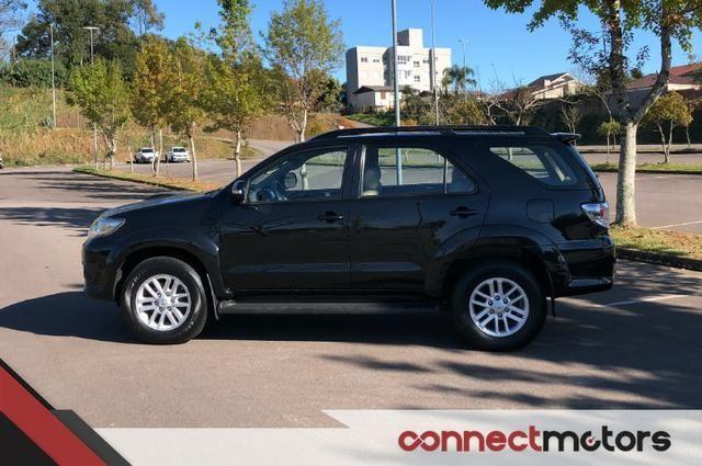 Toyota Hilux SW4 SRV 3.0 TDI Automático - 2014 - Foto 17