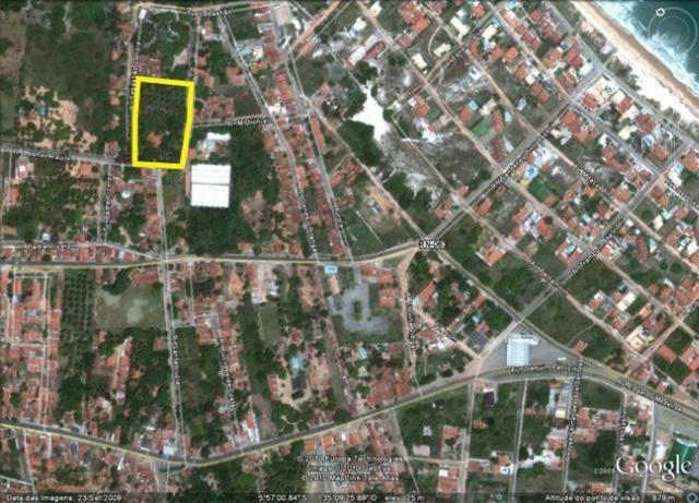Terreno com 8.600m² em cotovelo/pium - Foto 3