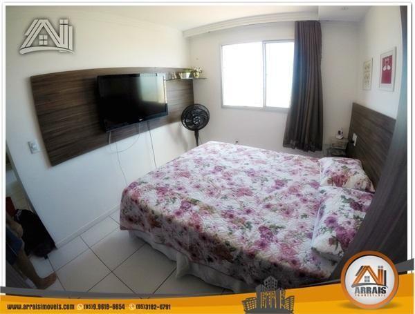 Vendo Apartamento no Bairro Jacarecanga Vista para o Mar - Foto 10