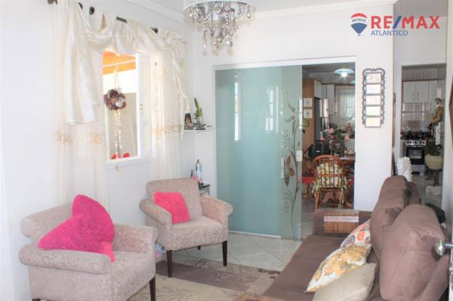 Casa com piscina e 2 dormitórios à venda centro - navegantes/sc - Foto 3