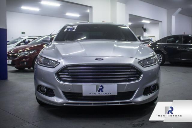 Ford Fusion Hybrid 2.0 CVT 2016 - Foto 2