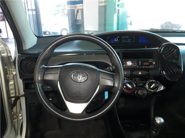 Toyota Etios 1.5 x sedan 16v flex 4p manual - Foto 8