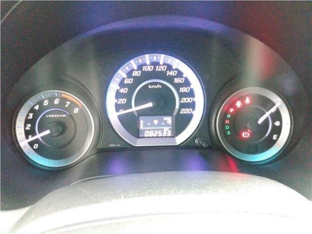 Honda City 1.5 ex 16v flex 4p automático - Foto 16