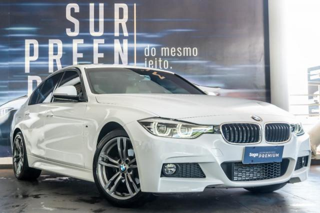 Bmw 320i 2.0 M Sport Gp 16v Turbo Active Flex 4p Autom 2017 - Foto 2
