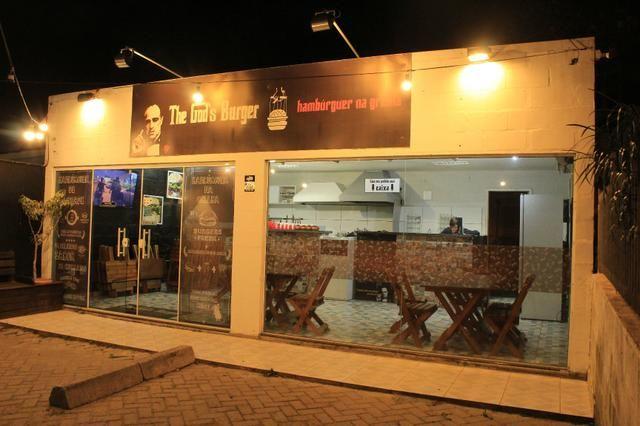 Vende-se Hamburgueria The Gods Burger na praia dos Ingleses - Florianópolis