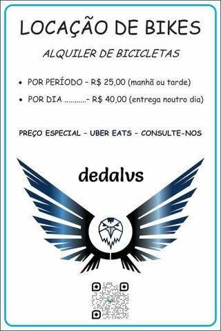 Uber Eats app entrega - loco bike - Foto 2