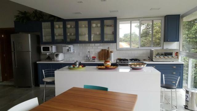 3092 - Casa de Luxo em Condomínio Fechado em Domingos Martins/ES - Foto 5