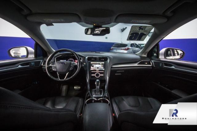 Ford Fusion Hybrid 2.0 CVT 2016 - Foto 5