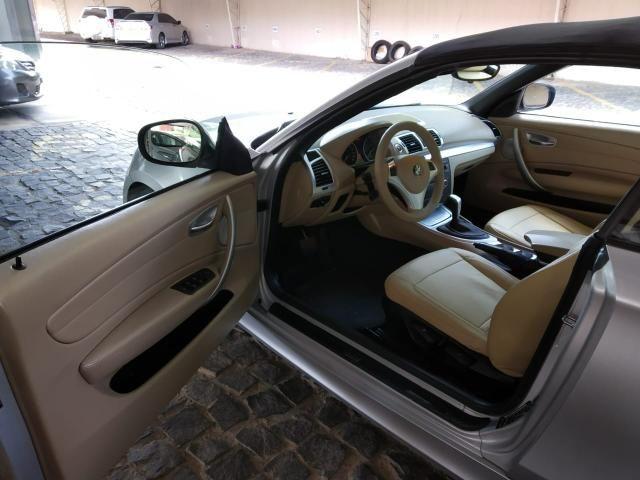 BMW 120i Cabrio Prata 2009/2010 - Foto 5