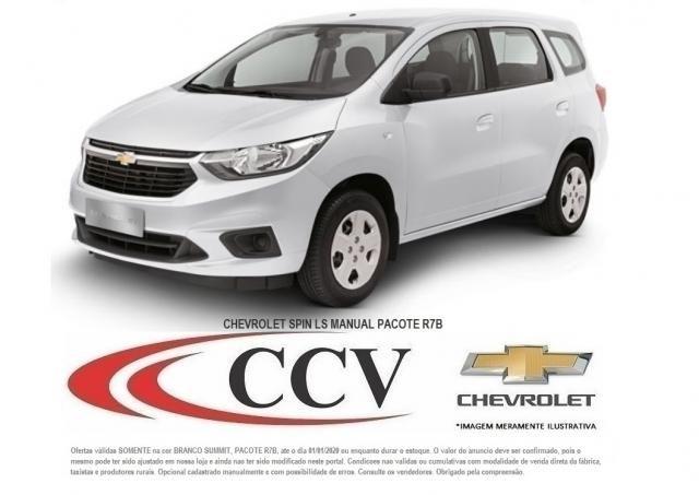 Chevrolet Spin LS MANUAL PACOTE R7B 4P