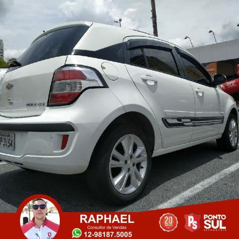 Ph Chevrolet Agile LTZ 1.4 2014