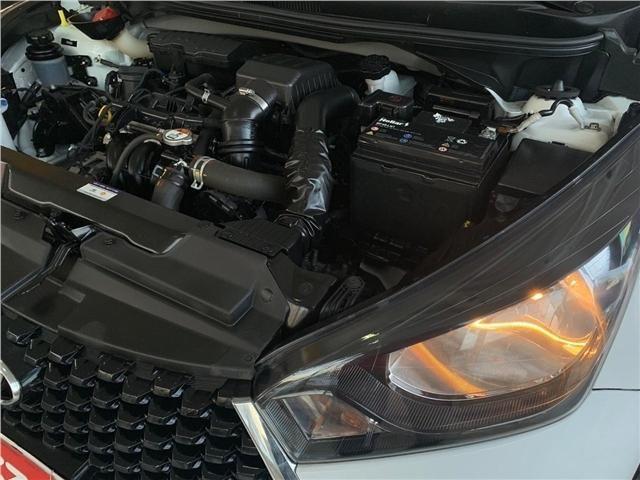 Hyundai Hb20 1.0 unique 12v flex 4p manual - Foto 8