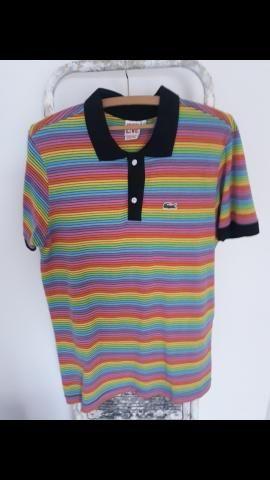 20ae5c6141 Camisa lacoste arcoiris e nike golf - Roupas e calçados - Eldorado ...