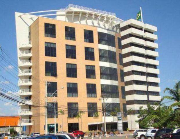 Sala Escritório 24m² Cidade Empresarial Aparecida de Goiânia, Montreal Office