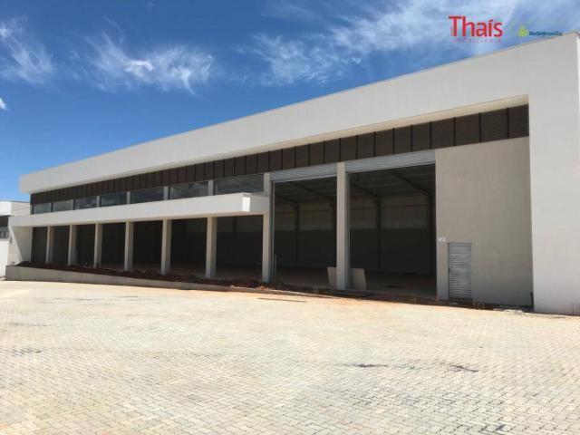 Galpão/depósito/armazém para alugar cod:GA0028