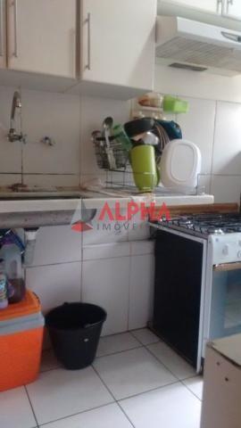 Apartamento à venda com 3 dormitórios em Jardim riacho das pedras, Contagem cod:4874 - Foto 9