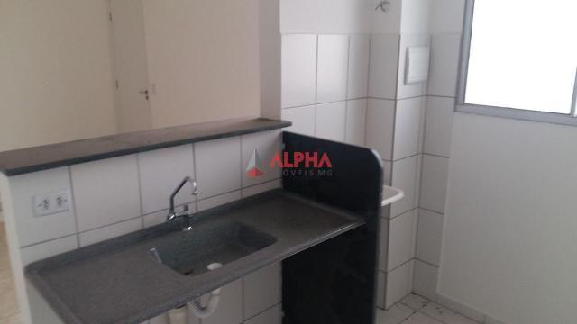 Apartamento à venda com 2 dormitórios em Nova baden, Betim cod:6989 - Foto 5