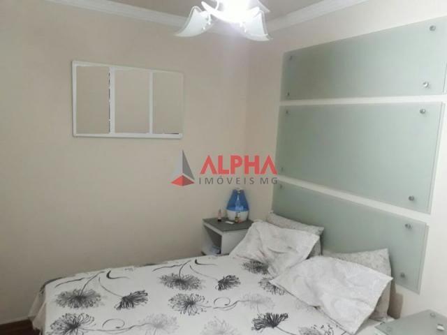 Apartamento à venda com 3 dormitórios em Senhora das graças, Betim cod:5193 - Foto 4