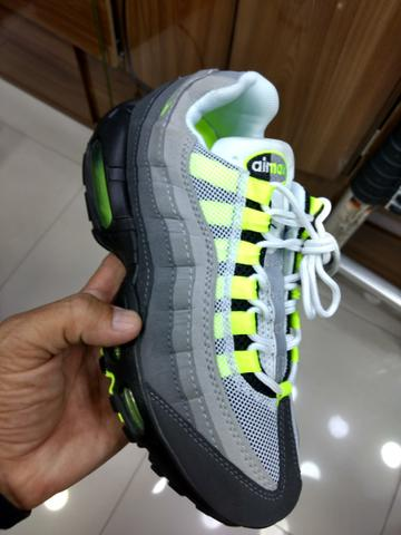 wholesale dealer 0131b 54612 Nike Air Max 95 em cores imperdíveis