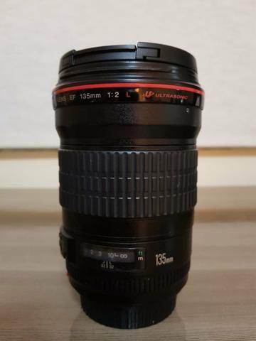 Lente Canon 135mm f2 0L