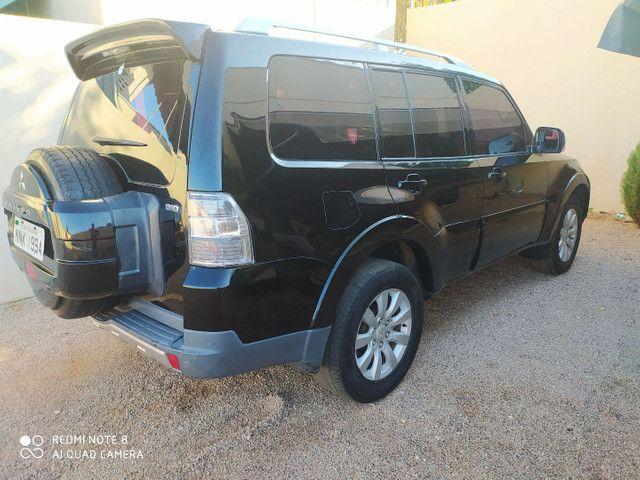 Vendo ou troco Pajero full diesel automático 4x4 - Foto 6