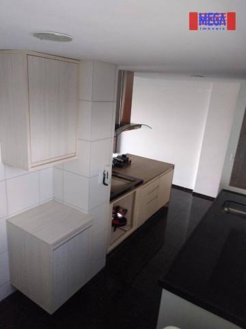 Apartamento com 3 dormitórios à venda, 100 m² por R$ 450.000,00 - Lagoa Seca - Juazeiro do - Foto 9