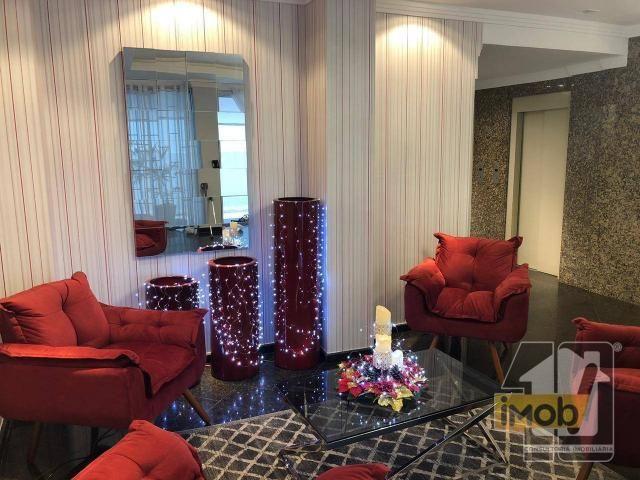 Apartamento com 4 dormitórios à venda, 336 m² por R$ 800.000,00 - Edifício Banestado - Foz - Foto 3