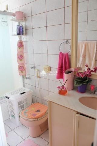Apto venda 03D,sendo 01 suite+churrasqueira+garagem+03sacadas+ central - Foto 12