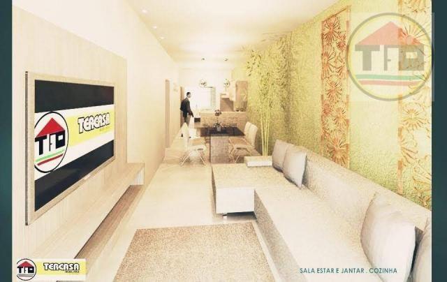 Casa com 3 dormitórios à venda, 115 m² por R$ 310.000,00 - Belo Horizonte - Marabá/PA - Foto 8