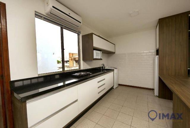 Apartamento com 1 dormitório para alugar, 45 m² por R$ 1.500,00/mês - Centro - Foz do Igua - Foto 6
