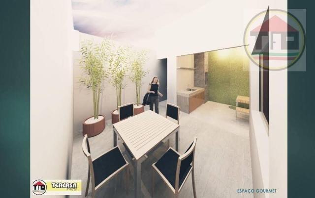 Casa com 3 dormitórios à venda, 115 m² por R$ 310.000,00 - Belo Horizonte - Marabá/PA - Foto 7