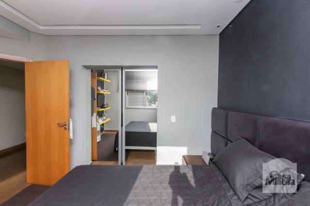 Apartamento à venda com 4 dormitórios em Caiçaras, Belo horizonte cod:256092 - Foto 11
