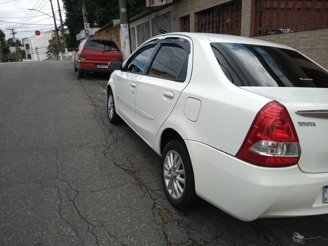 Etios sedan 1.5 xls 2014 - Foto 4