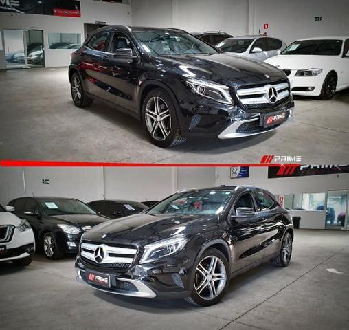 Mercedes-Benz GLA 200 Advance 1.6 Turbo