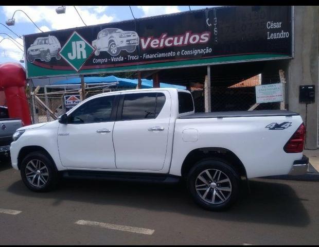 Toyota Hilux srv diesel 4x4