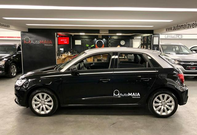 Audi A1 Sportback Attraction 1.4 TFSi com Bancos de Couro Top!!! - Foto 3