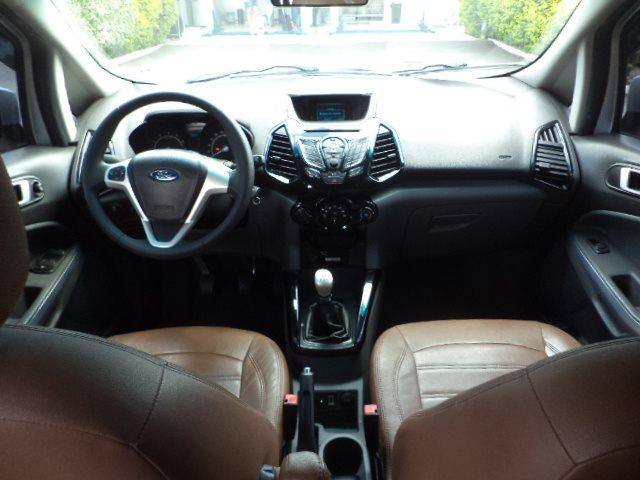 ECOSPORT 2013/2014 2.0 FREESTYLE 16V FLEX 4P MANUAL - Foto 4