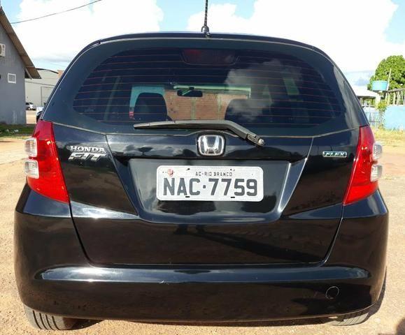 Honda fit exl 1.5 flex at 09-09 - Foto 4