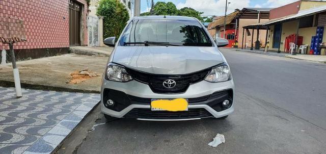Toyota Etios Sedan XS 1.5 14/15