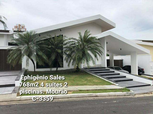 MANSÕES no Ephigênio Sales a partir de $3.600.000 - Foto 3
