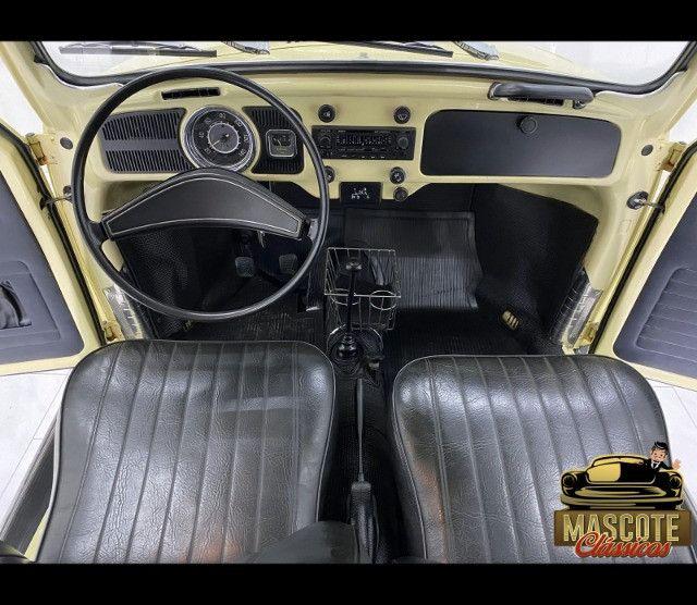 Fusca 1300 1974 *impecável*raridade*financio direto - Foto 3