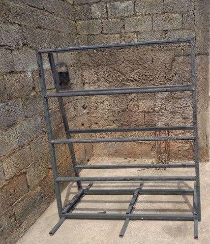 Cavalete para transporte de vidro - Foto 3