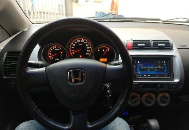 Vendo Honda Fit EX1.5 automático completo!!