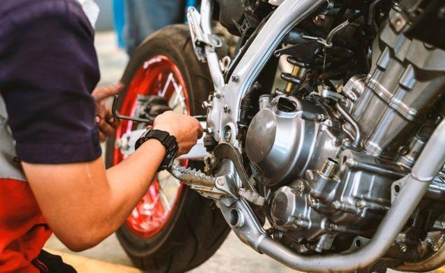 Mecanico motos