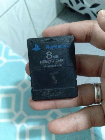 Memory card PS2 original