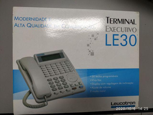 Terminal executivo LE 30