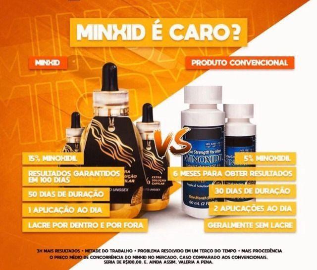 Minoxidil 15% o melhor do mercado - Foto 4