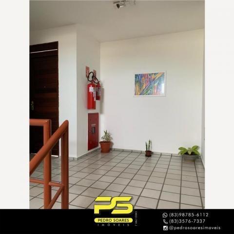 Apartamento com 2 dormitórios à venda, 58 m² por R$ 150.000 - Jardim Cidade Universitária  - Foto 4