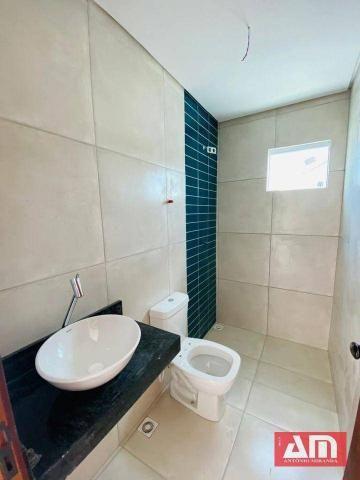 Casa com 3 dormitórios à venda, 145 m² por R$ 350.000 - Gravatá/PE - Foto 12