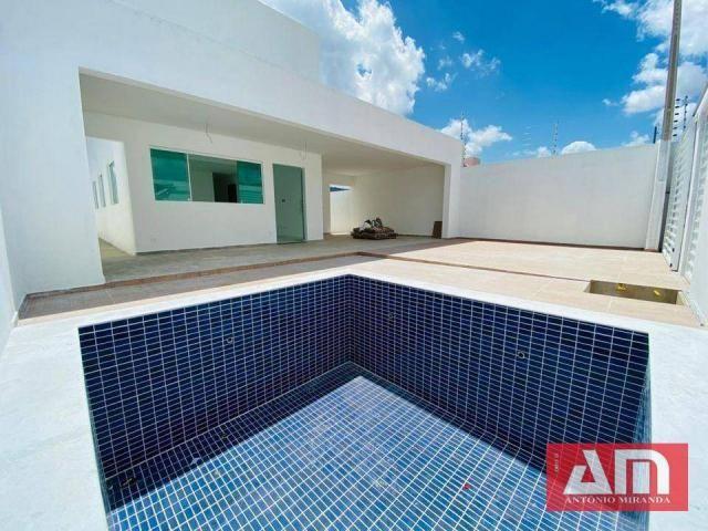 Casa com 3 dormitórios à venda, 145 m² por R$ 350.000 - Gravatá/PE - Foto 4